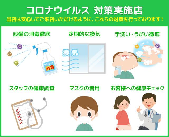 感染症対策(新型コロナウイルス)